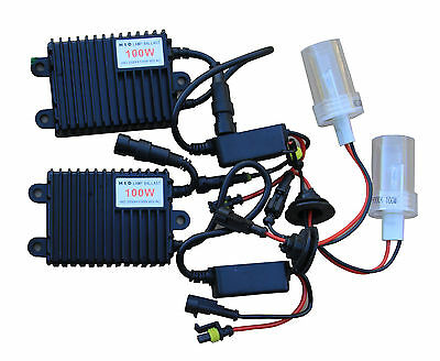 24V H1 100W 8000K HID Kit for Hella Rallye 4000 2000 and compacts Truck Lights