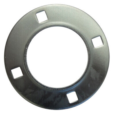 F490 Miscellaneous Bearing Flange Half 4 Bolt Round 90mm