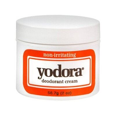 Yodora Deodorant Cream 2 oz.