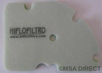 Piaggio 125 X8 (2005 to 2007) Hiflofiltro Dual Stage Air Filter (HFA5203DS)