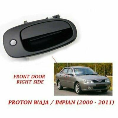 Front Right Hand Side Outer Exterior Door Handle Fit Proton Waja Impian 00-11