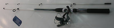 "Okuma CS-662-30 6 Ft 6"" Cascade 1BB Spinning Rod and Reel Combo 19498"