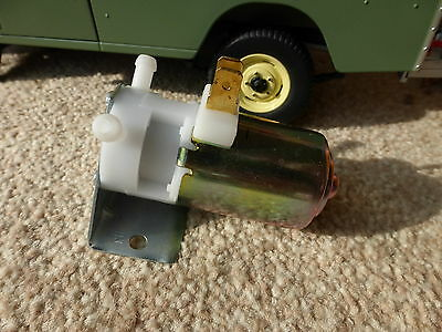 Lucas Repro WSB100 Washer Screenwasher Pump PRC3369 Land Rover Series 2 2a 3