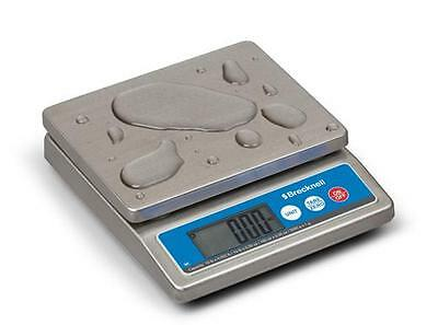 Salter Brecknell NEW Model 6030 Washdown Stainless Portion Scale 5000 g x 1 g