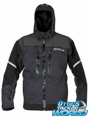 STORMR Fusion Waterproof Jacket BRAND NEW at Otto's Tackle World Drummoyne