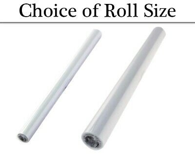 50cm WIDE CLEAR CELLOPHANE ROLL, FLORIST / CRAFT FILM WRAP - GIFT WRAPPING