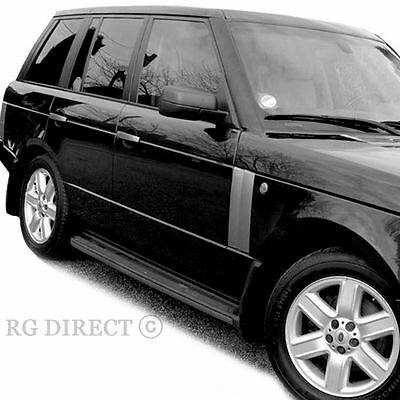 Bran new OEM Style Running Boards Side steps for Range Rover L322 2002-2012