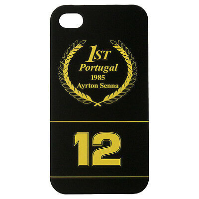 """Ayrton Senna Smartphone / Handy Cover IPhone 4 oder 5 """" Portugal """" AS-15-862"""