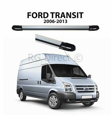 RB Style Aluminium side steps Style Running boards For Ford Transit 2006-13 2.4m