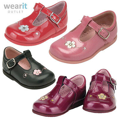 Start Rite - Tilly First Walking Leather Shoes Girl's Kids - Size 3 to 6.5 - New