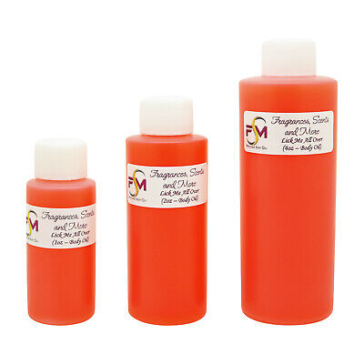 Lick Me All Over Perfume/Body Oil (7 Sizes) - Free Shipping