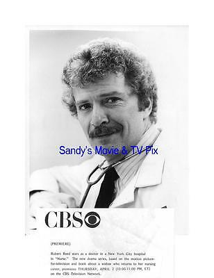 ROBERT REED Terrifc Original TV Photo NURSE