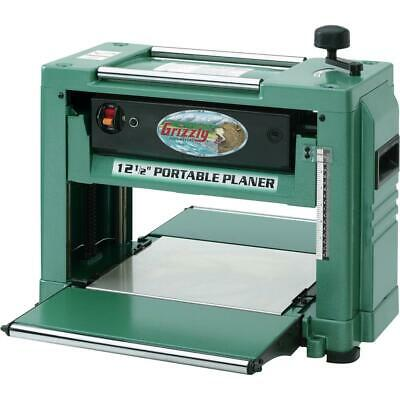 """G0505 Grizzly 12-1/2"""" Planer"""
