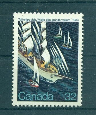 Voiliers - Vessels Canada 1984