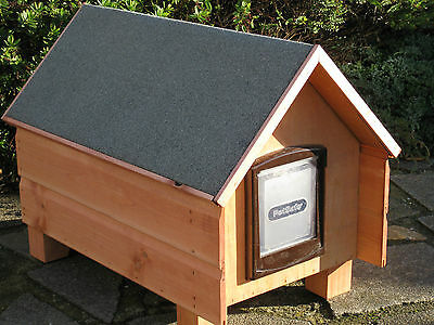 Top Quality Outdoor Shelter Cat Small Dog Rabbit House Kennel Large