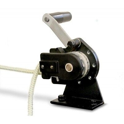 SkyWinch Trailer Winch Boat Pulley System Never Trap Your Fingers Again!!!!