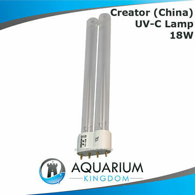 53054 Creator 18W UV Clarifier Lamp Bulb Globe for Pond One ClearTec Algae China