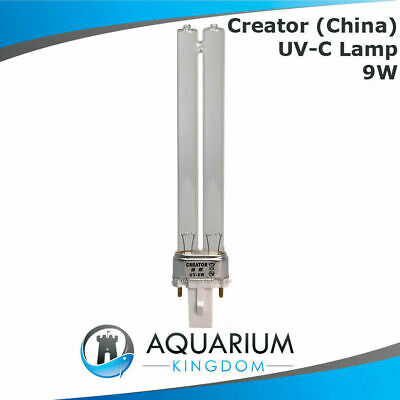 53052 Creator 9W UV Clarifier Lamp - Pond ClariTec 3000UV 5000UV China ClearTec