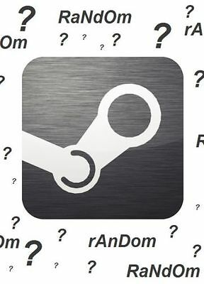 10 Random Premium Steam CD Keys [Value £9.99 - £29.99 RRP]  [Steam CD Keys]