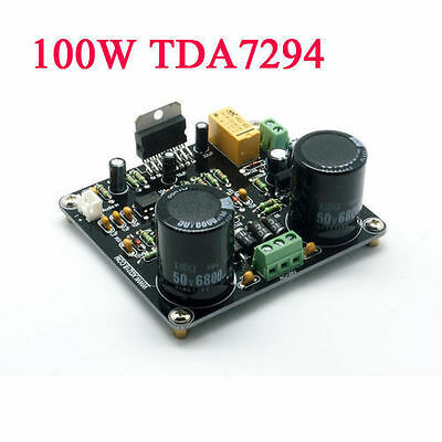 100W TDA7294 Mono Audio Power Amplifier Board KA5532 Verstärker