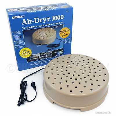 Davis Air-Dryr 1000 Electric Warm Air Dryer Boat RV Home 1458 120V AC