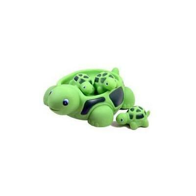 Playmaker Toys Turtle Family Bath Sets(set of 4) - Floating Bath Tub Toy New