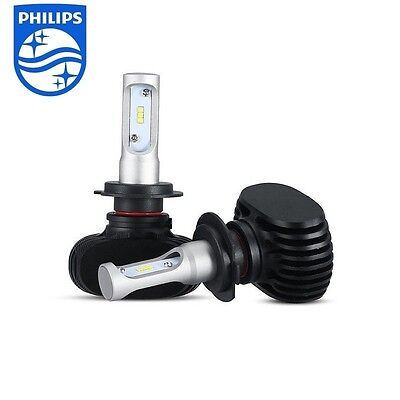 Kit Led All In One Philips H7  6000K 8000 Lumen // Ideale Per Moto E Auto