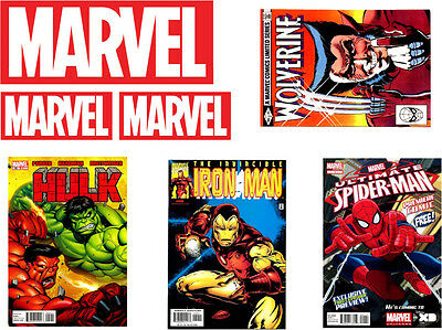 Marvel Super Hero Comic Theme Edible ICING Sheets