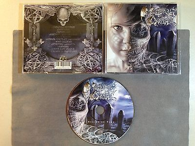 Mortuary Drape - Buried In Time 2004 1Pr New! Master's Hammer Necromantia Root