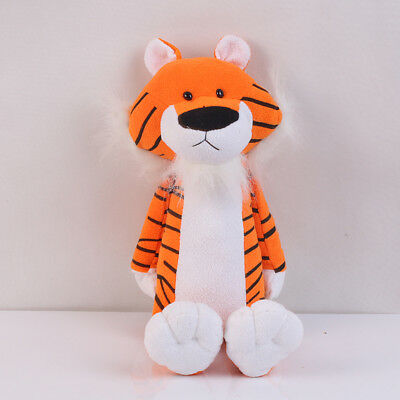 "New Sweet Sprouts Plush 18"" Tiger Handmade Animal Toy"