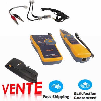 RJ45 Cable Wire tracker tester tracer locator finder Network Cable Tester Style