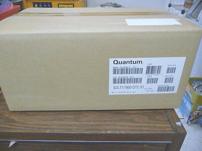Quantum Super DLT Tape I, 160/320GB, new pack of 20 sealed cartridges, in Canada
