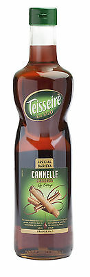 Bar Sirup Zimt - Teisseire Special Barman - 700ml