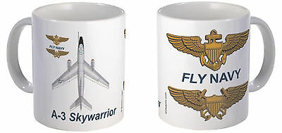 A-3 Skywarrior mug.