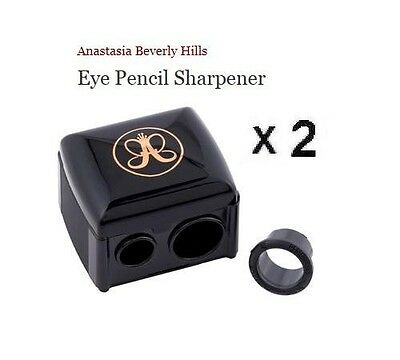 A 3-in-1 pencils Sharpener fit all Anastasia Beverly Hills brow pencils