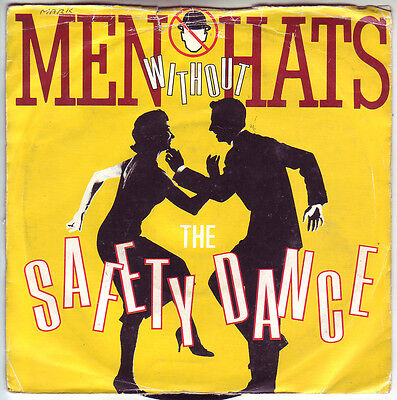 2161 Men Without Hats The Safety Dance - Security