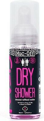 Muc-Off Multi-Purpose No Water Dry Shower - Odour Killing 50ml | Travel Outdoors