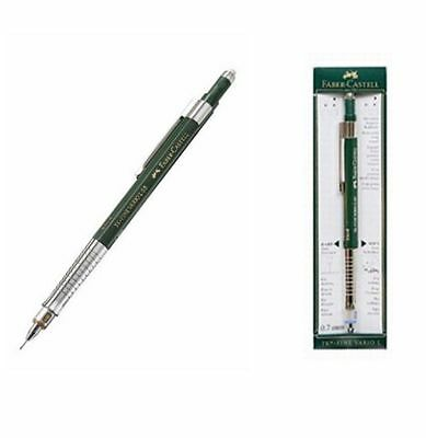 Faber-Castell TK Fine Vario L drafting mechanical pencil 0.7 mm