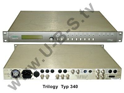 Trilogy Typ 340 - Digigen Digital SPG with AES audio 1 HE