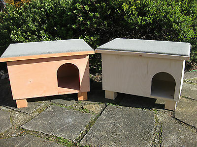 Small Outdoor Shelter Kennel House Suitable For Cat,rabbit,guinea Pig,tortoise