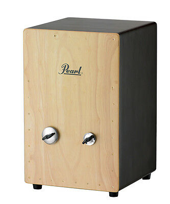 Pearl Primero Jingle Box Cajon - Gipsy Brown
