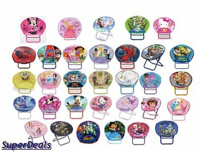Disney and Nickelodeon Character Kids Mini Saucer Chair - Toddler Seating
