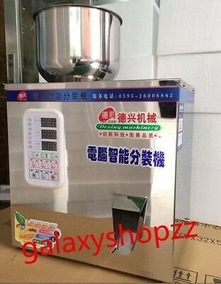 2-100g Semi-Automatic Particle Subpackage Device Weighing and Filling Machine fr