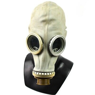 Soviet Russian USSR Gas Mask face respiratory protection cosplay costume Xlarge