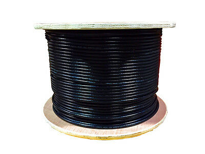 TXM LOW195 Low Loss Coaxial Cable 500' - LMR-195® Equiv 50ohms - Free Shipping