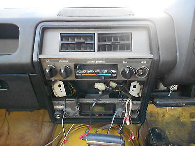 1979 Ford XD Falcon Sedan Digital Clock S/N# V6801 BH4602