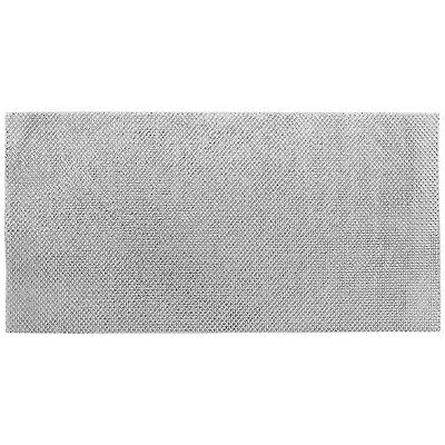 UNIVERSAL Aluminium Cooker Hood Large Vent Filter Mesh Washable Cut  to Size