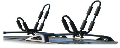 Roof Rack for Kayaks - J-Bars x2 Includes Straps - Riber