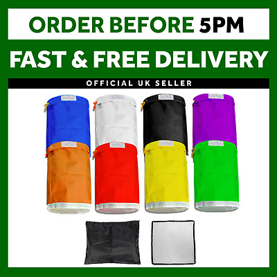 1 & 5 Gallon Bubble Ice Bag Filtration Wine Herbal Extraction Press 4 & 20 Litre