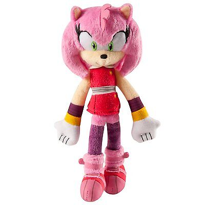 Sonic Boom Small Plush Amy, New, Free Shipping